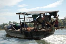 Cambodia, Mekong River