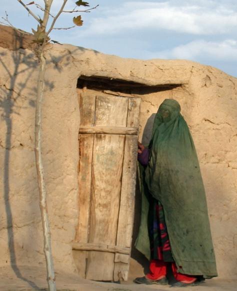 Burqa_door